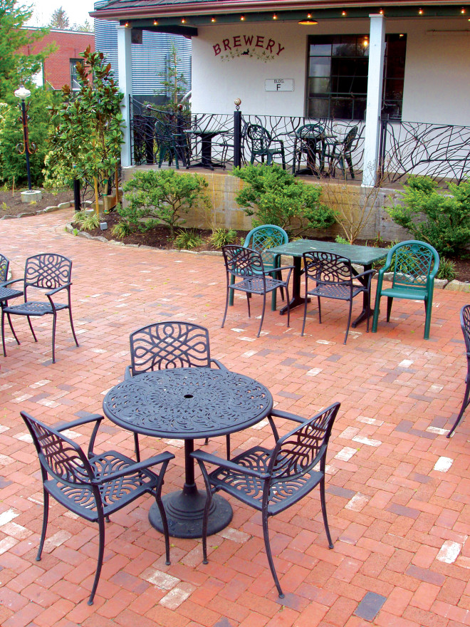Roman Clay Pavers - Pioneer Used